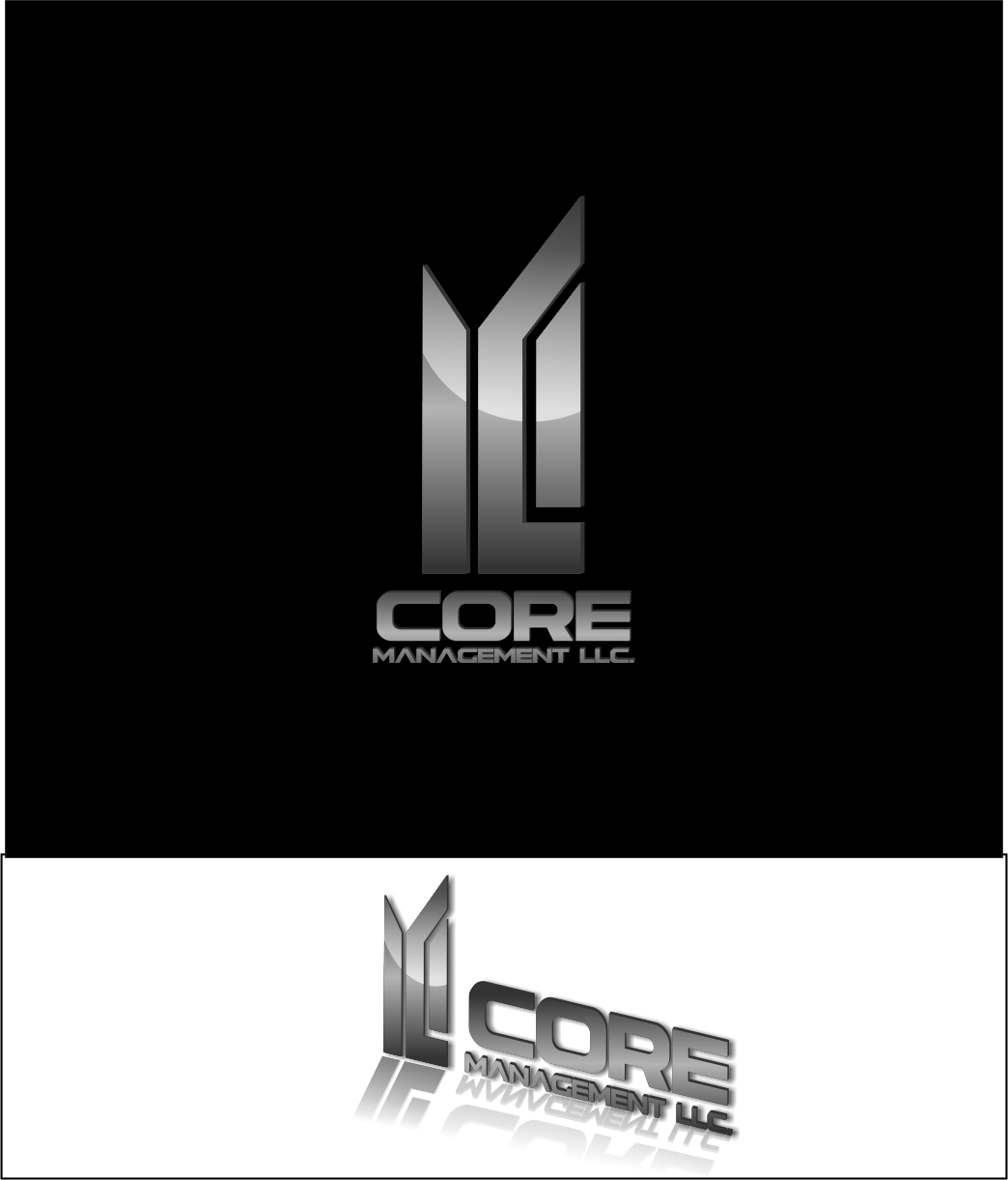 Logo Design by Agus Martoyo - Entry No. 228 in the Logo Design Contest Creative Logo Design for CORE Management, LLC.