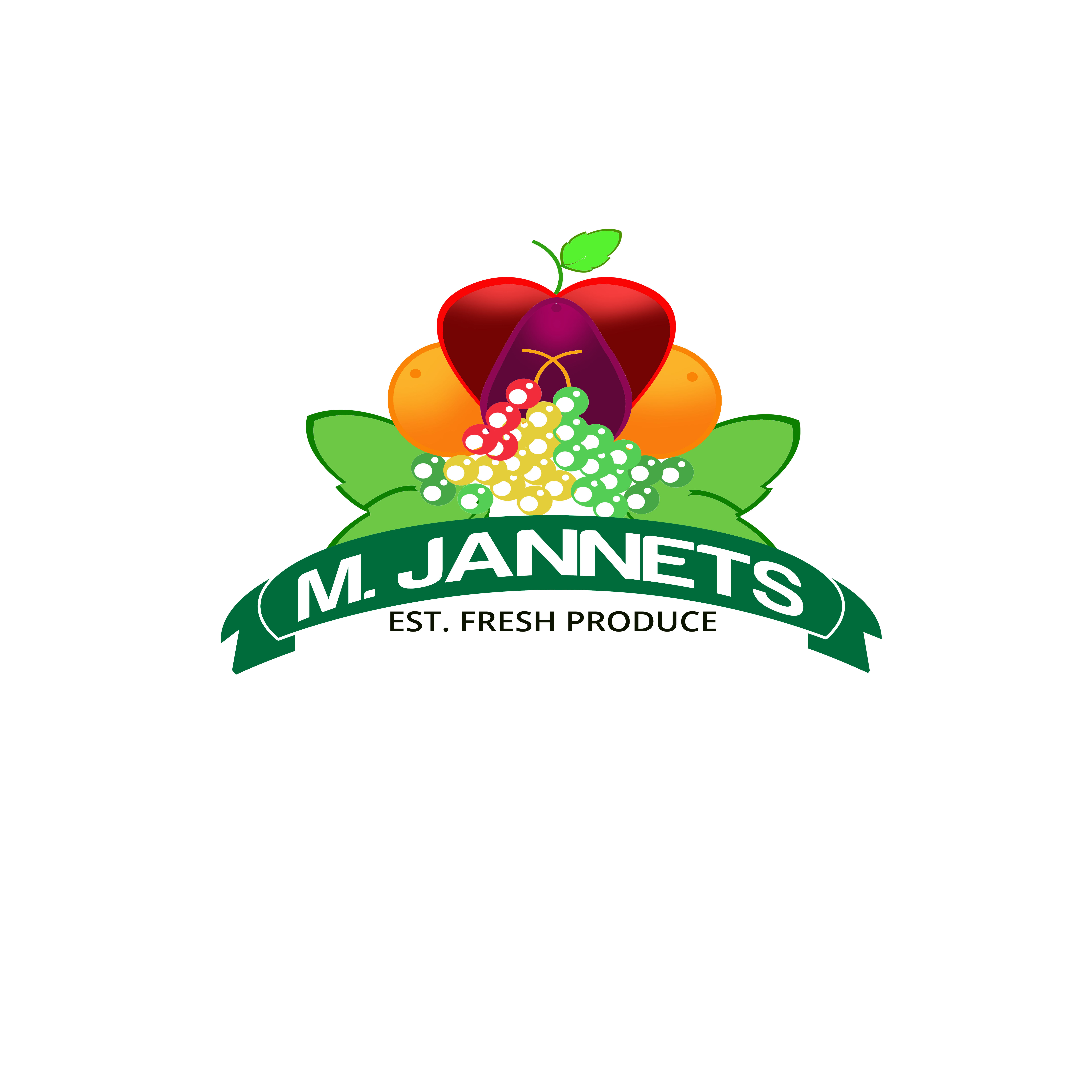 Logo Design by Allan Esclamado - Entry No. 20 in the Logo Design Contest Inspiring Logo Design for M. Jannets.