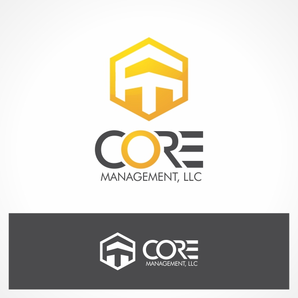 Logo Design by Private User - Entry No. 230 in the Logo Design Contest Creative Logo Design for CORE Management, LLC.