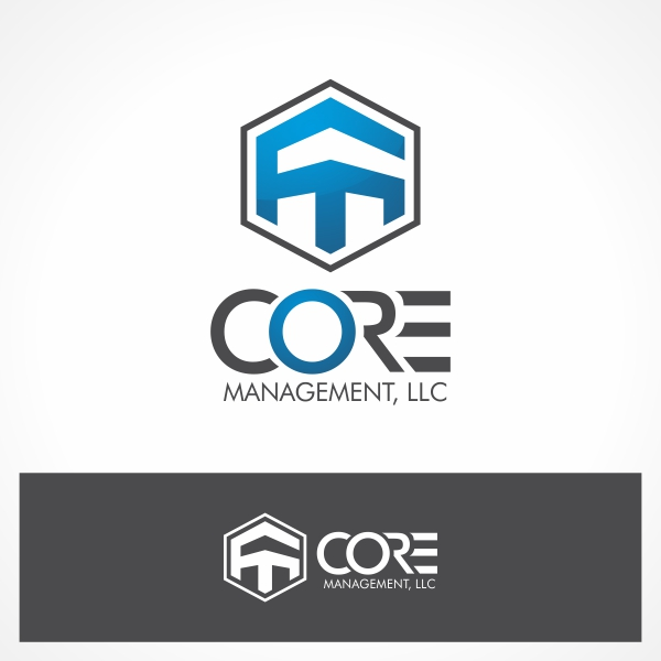 Logo Design by Private User - Entry No. 231 in the Logo Design Contest Creative Logo Design for CORE Management, LLC.