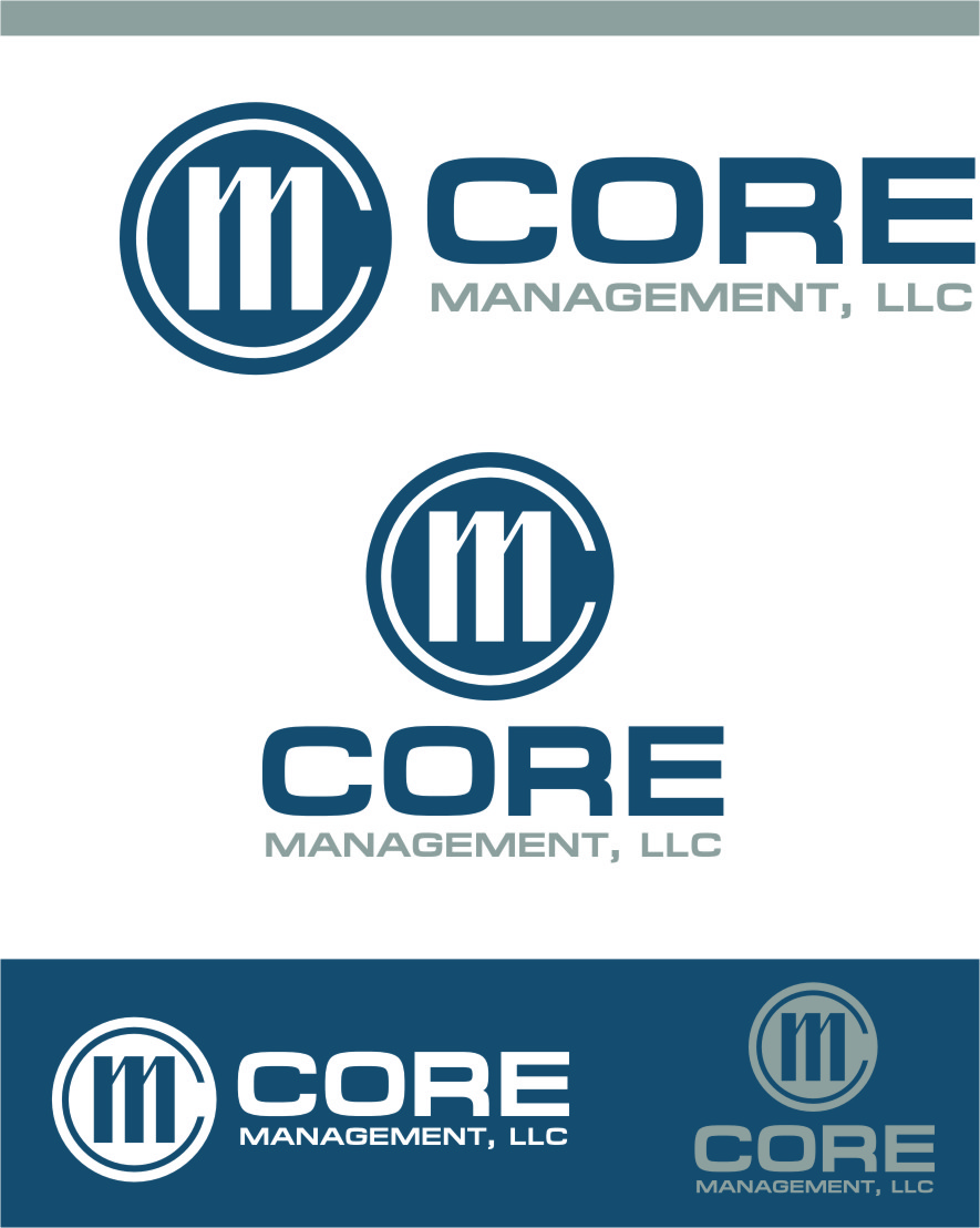 Logo Design by Ngepet_art - Entry No. 232 in the Logo Design Contest Creative Logo Design for CORE Management, LLC.
