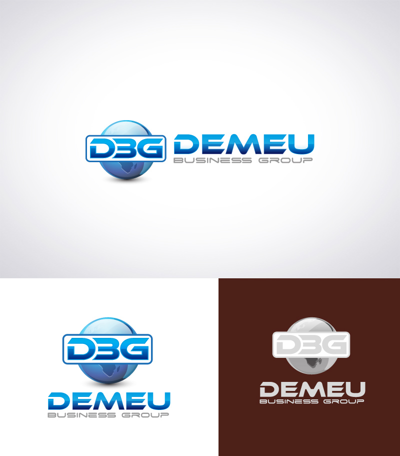 Logo Design by Puspita Wahyuni - Entry No. 147 in the Logo Design Contest Captivating Logo Design for DEMEU Business Group.