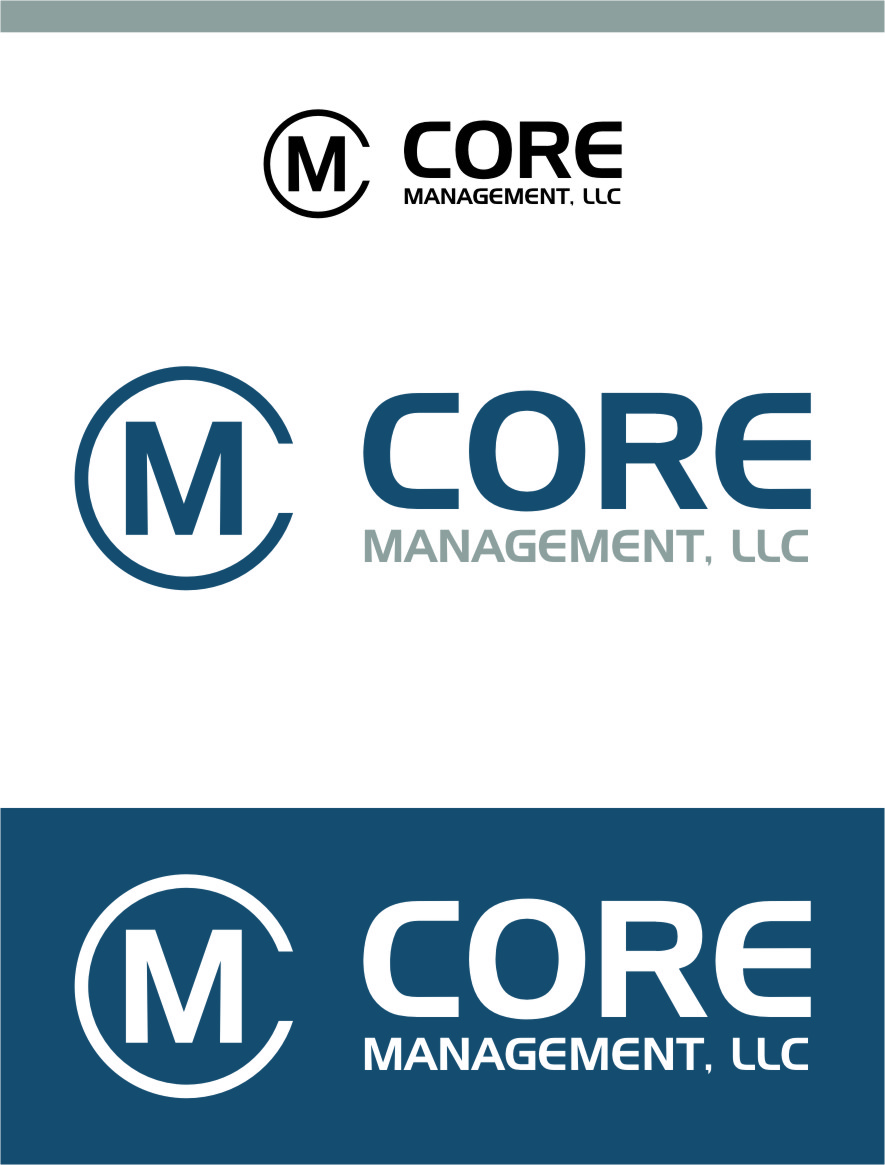 Logo Design by Ngepet_art - Entry No. 240 in the Logo Design Contest Creative Logo Design for CORE Management, LLC.