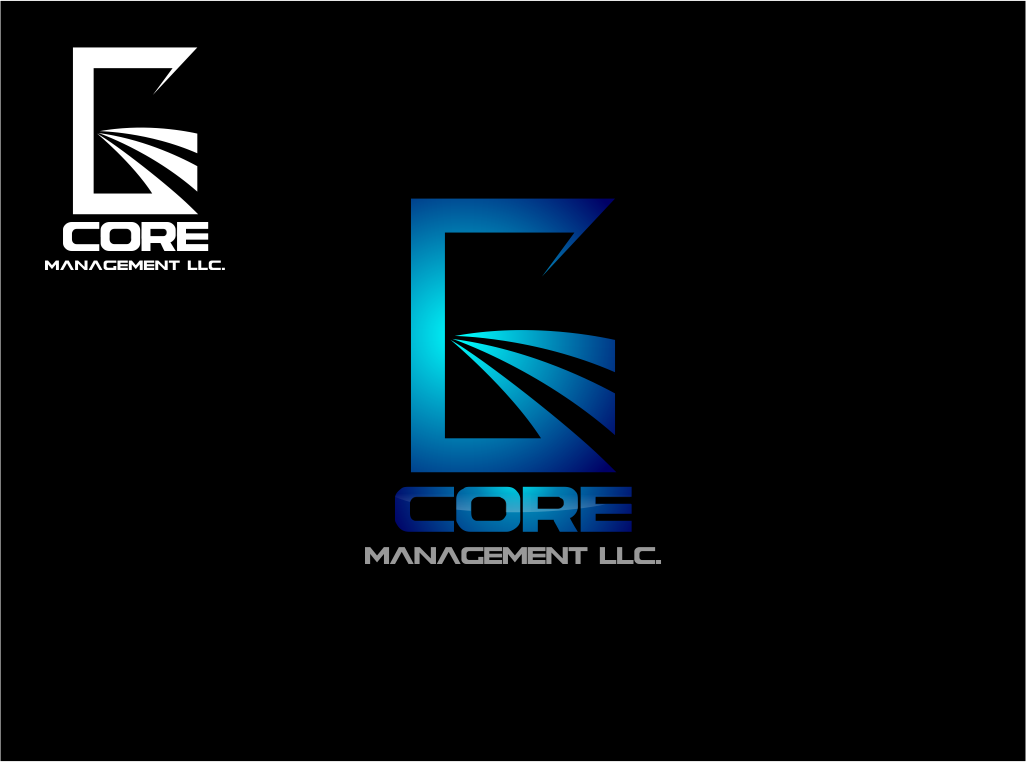 Logo Design by Agus Martoyo - Entry No. 241 in the Logo Design Contest Creative Logo Design for CORE Management, LLC.