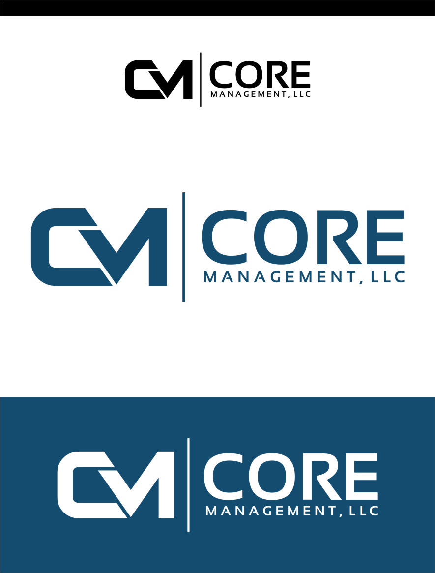 Logo Design by Ngepet_art - Entry No. 242 in the Logo Design Contest Creative Logo Design for CORE Management, LLC.