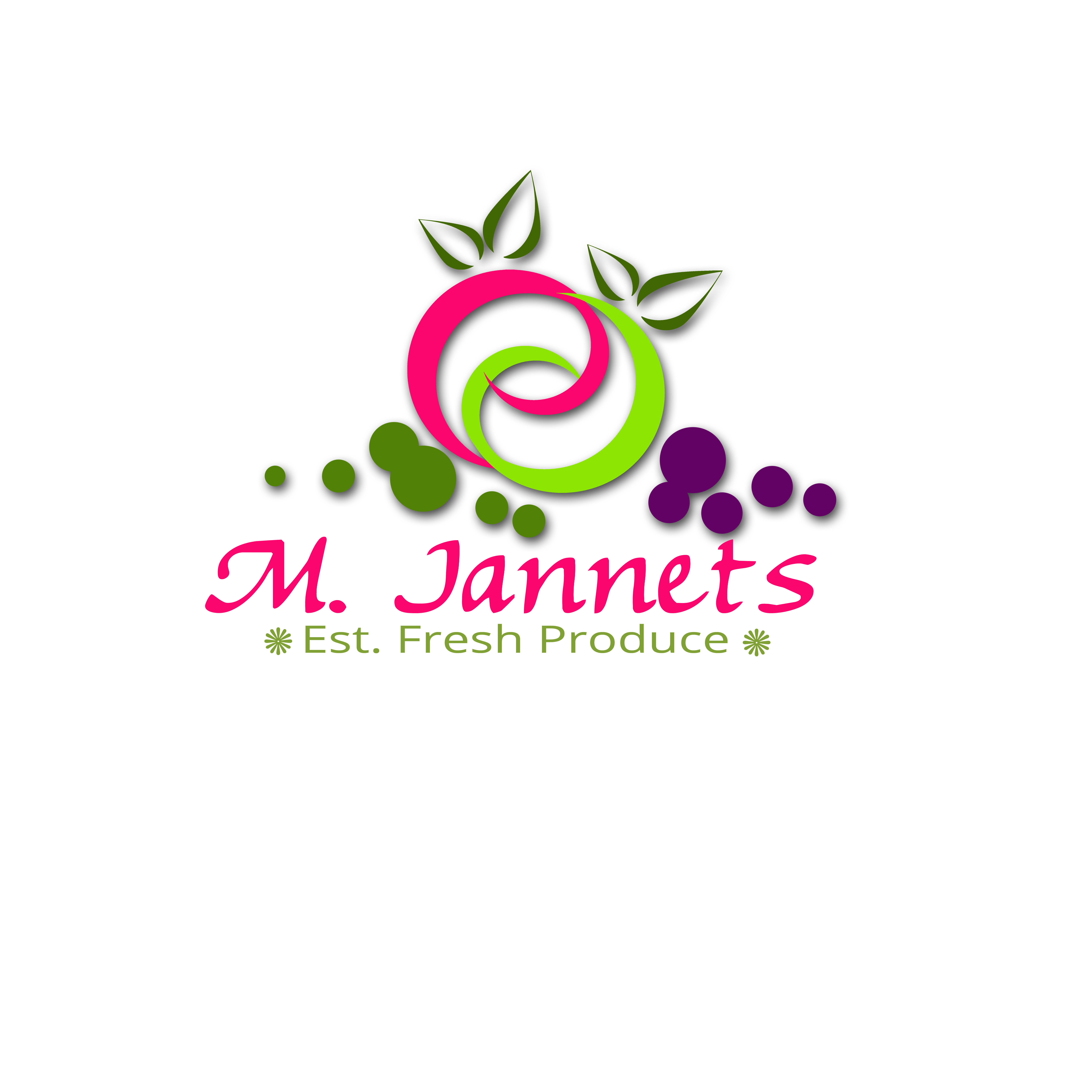 Logo Design by Allan Esclamado - Entry No. 23 in the Logo Design Contest Inspiring Logo Design for M. Jannets.