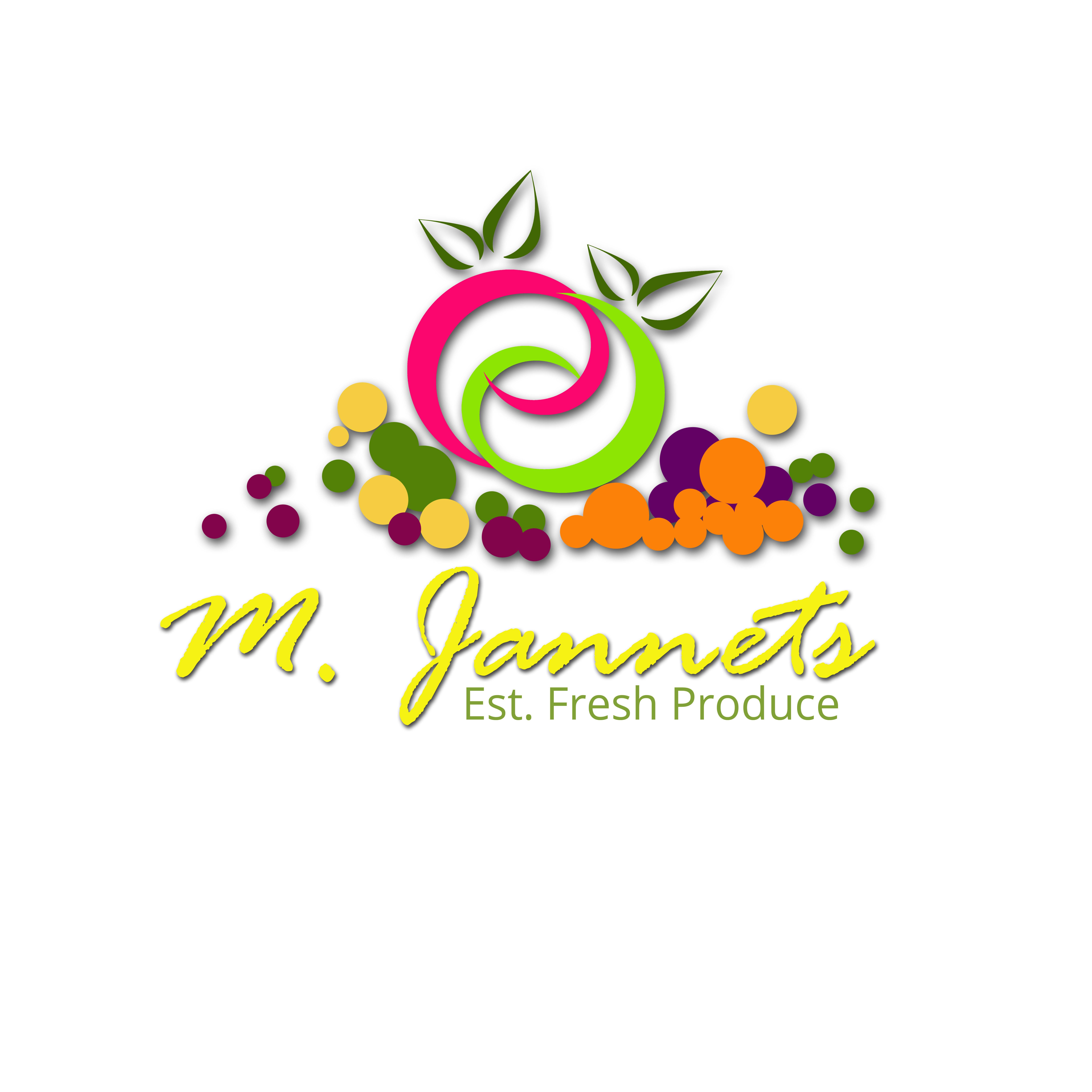 Logo Design by Allan Esclamado - Entry No. 24 in the Logo Design Contest Inspiring Logo Design for M. Jannets.