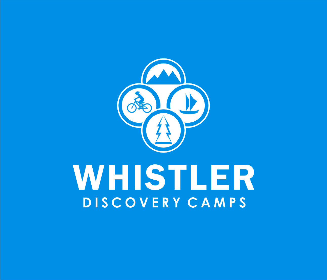 Logo Design by Armada Jamaluddin - Entry No. 165 in the Logo Design Contest Captivating Logo Design for Whistler Discovery Camps.