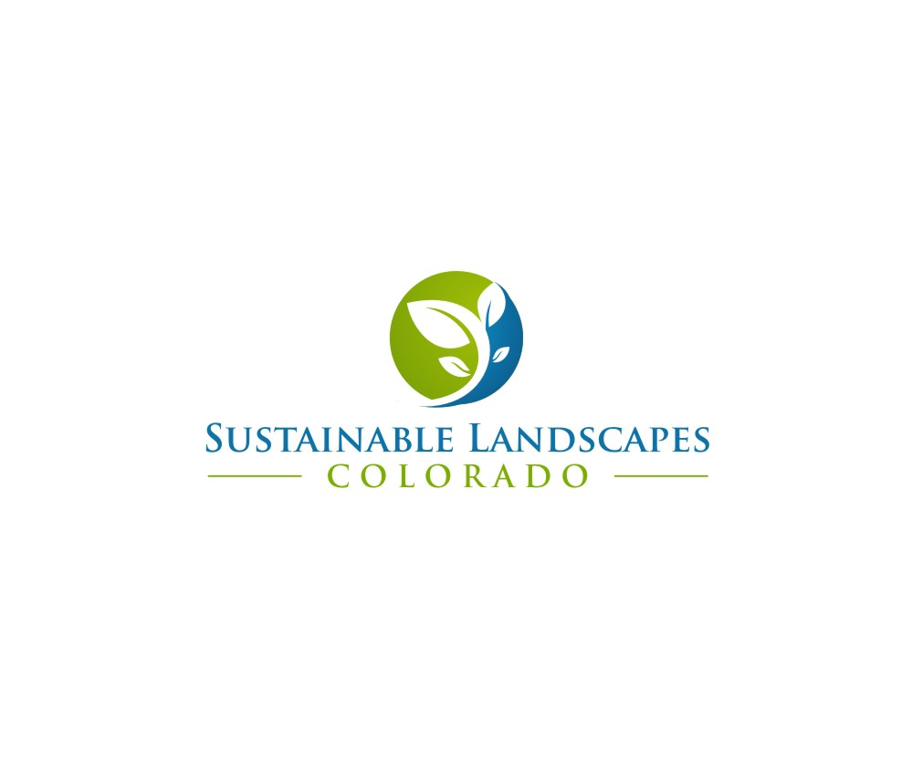 Logo Design by untung - Entry No. 14 in the Logo Design Contest Imaginative Logo Design for Sustainable Landscapes - Colorado.
