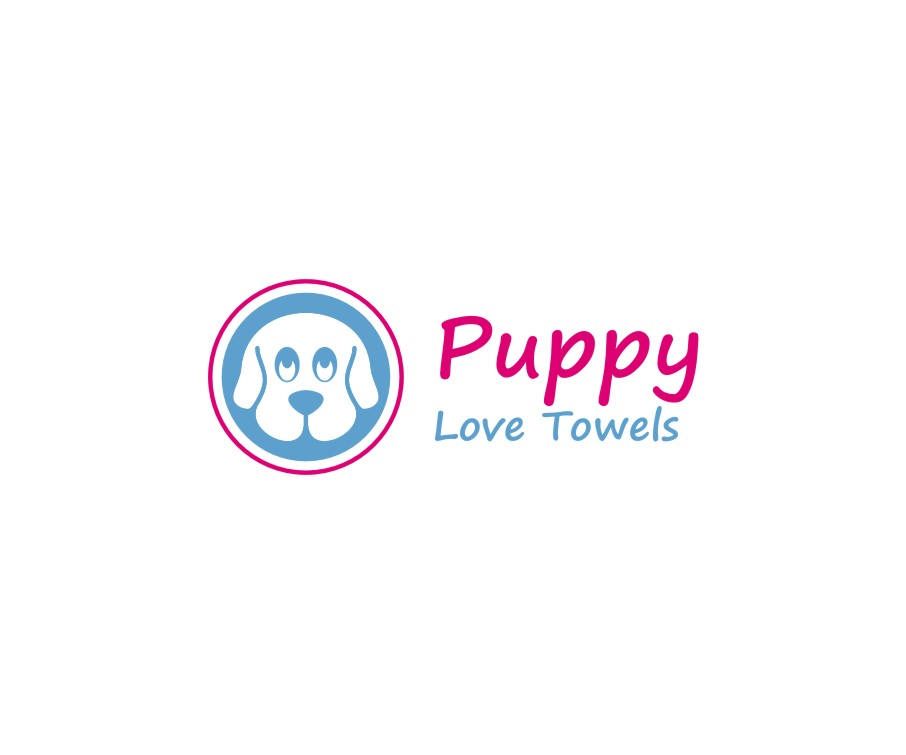 Logo Design by untung - Entry No. 4 in the Logo Design Contest Artistic Logo Design for Puppy Love Towels.