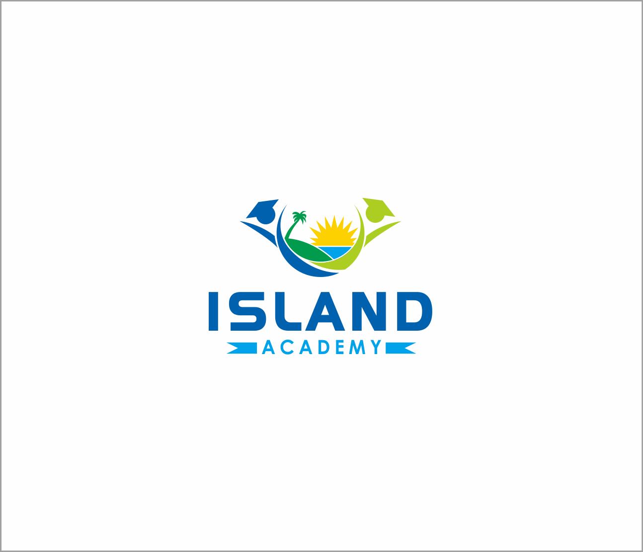 Logo Design by Armada Jamaluddin - Entry No. 18 in the Logo Design Contest New Logo Design for Island Academy.