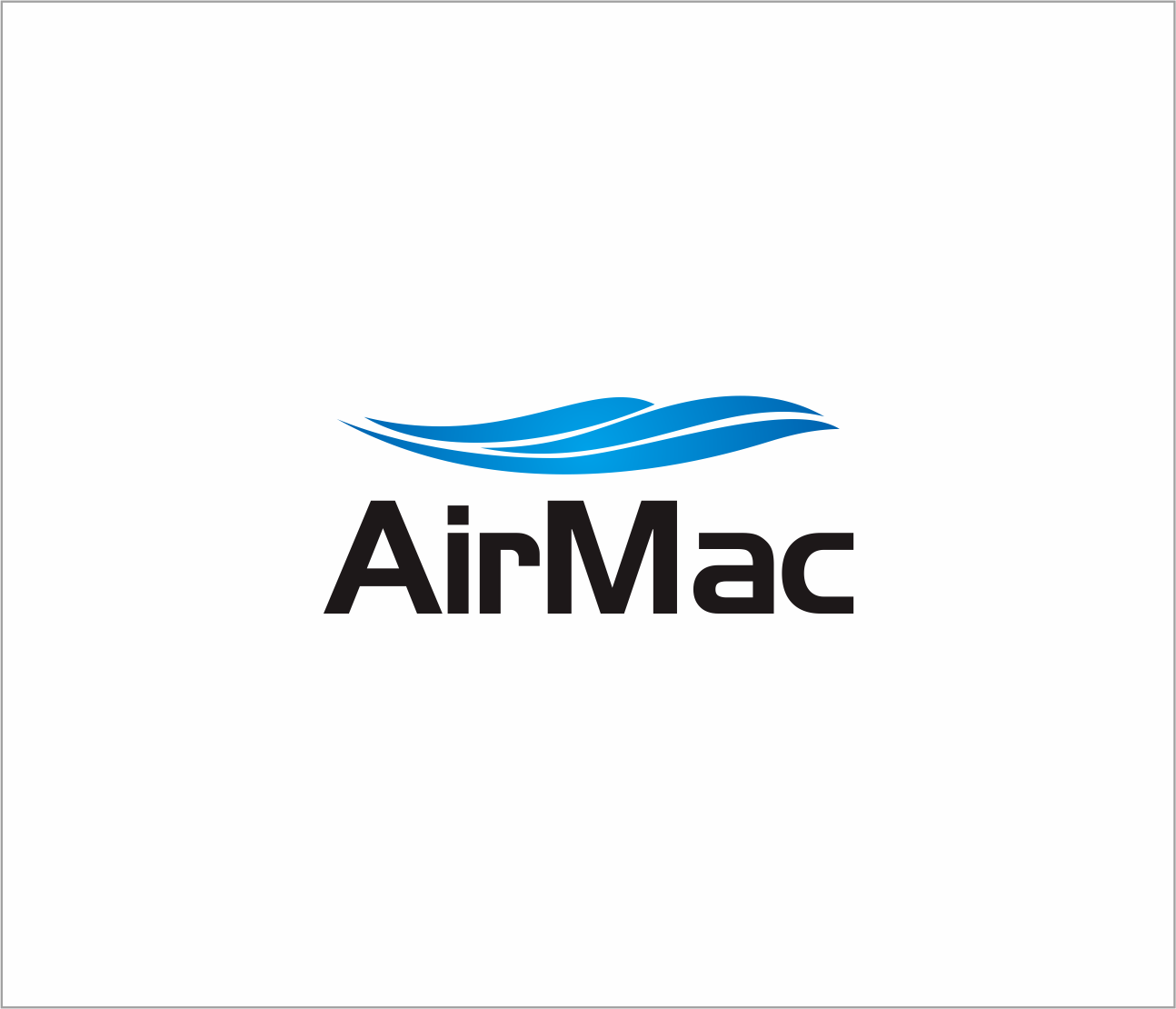 Logo Design by Armada Jamaluddin - Entry No. 27 in the Logo Design Contest Unique Logo Design Wanted for Air Mac.