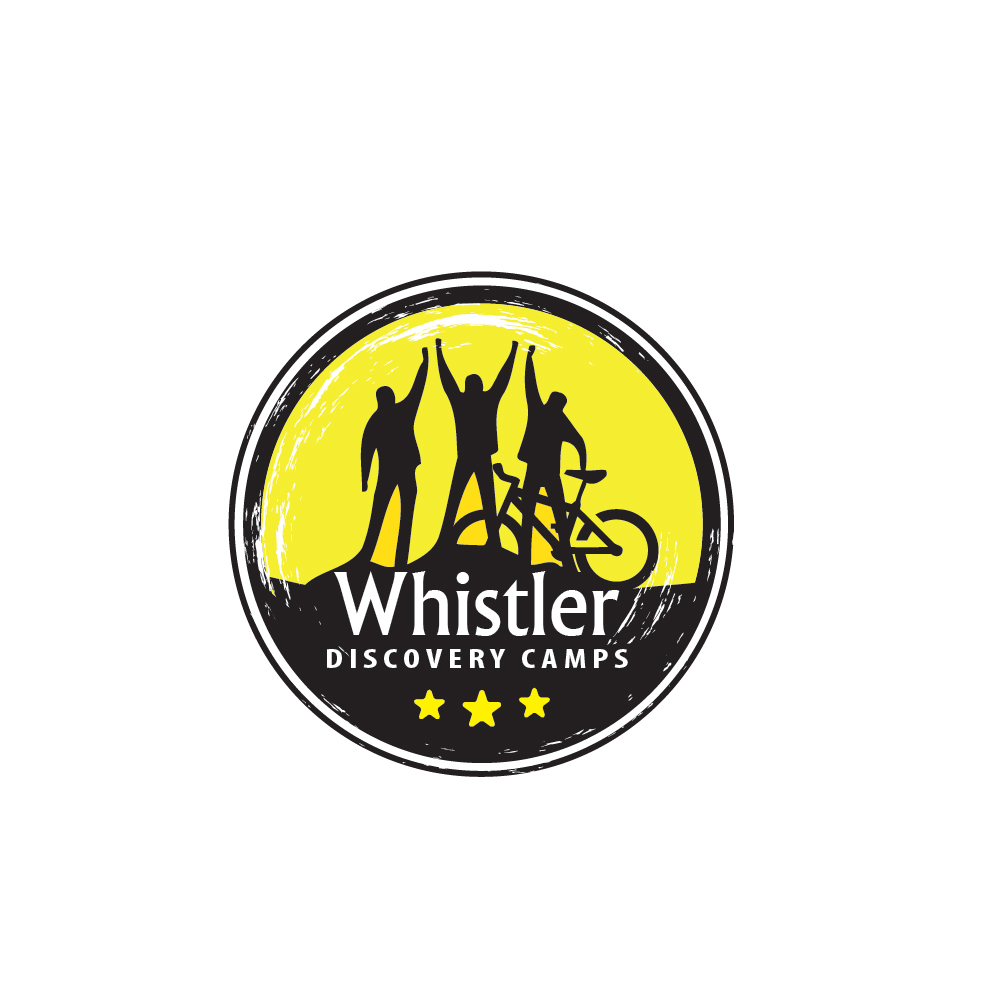 Logo Design by danelav - Entry No. 166 in the Logo Design Contest Captivating Logo Design for Whistler Discovery Camps.