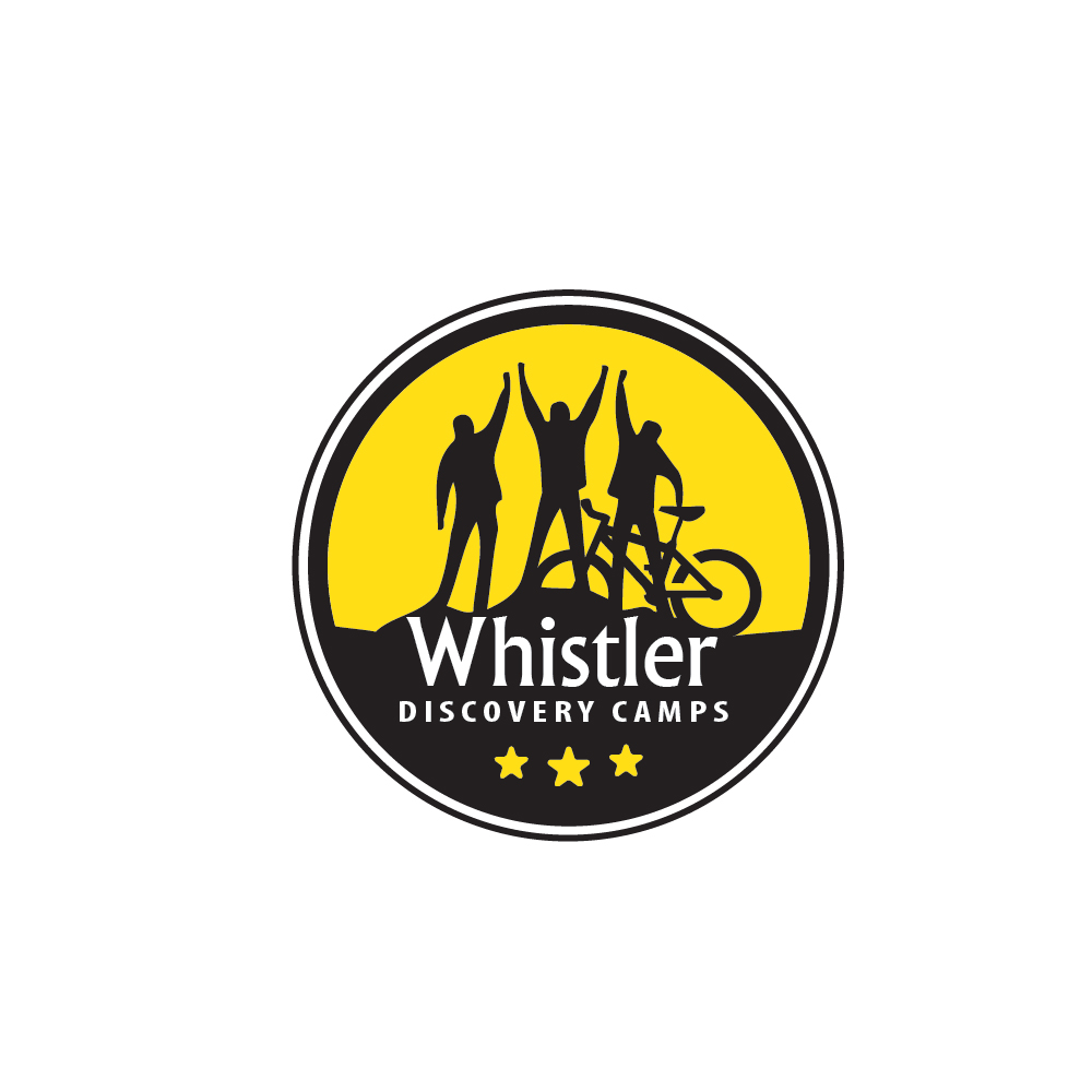 Logo Design by danelav - Entry No. 167 in the Logo Design Contest Captivating Logo Design for Whistler Discovery Camps.