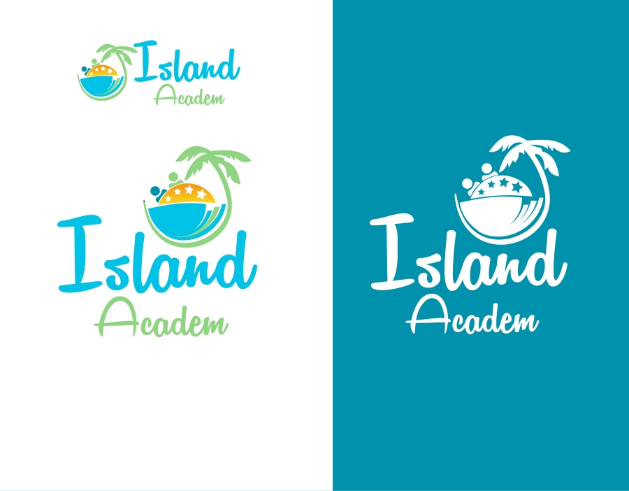 Logo Design by Private User - Entry No. 20 in the Logo Design Contest New Logo Design for Island Academy.