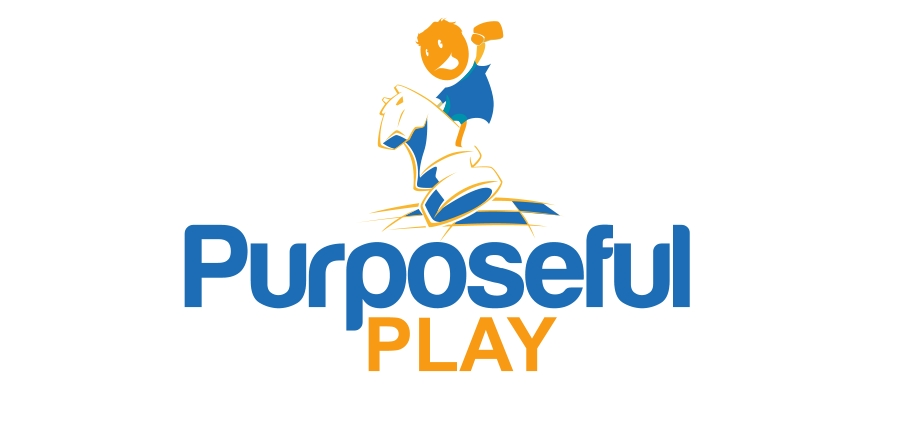 Logo Design by Private User - Entry No. 10 in the Logo Design Contest Purposeful PLAY Logo Design.