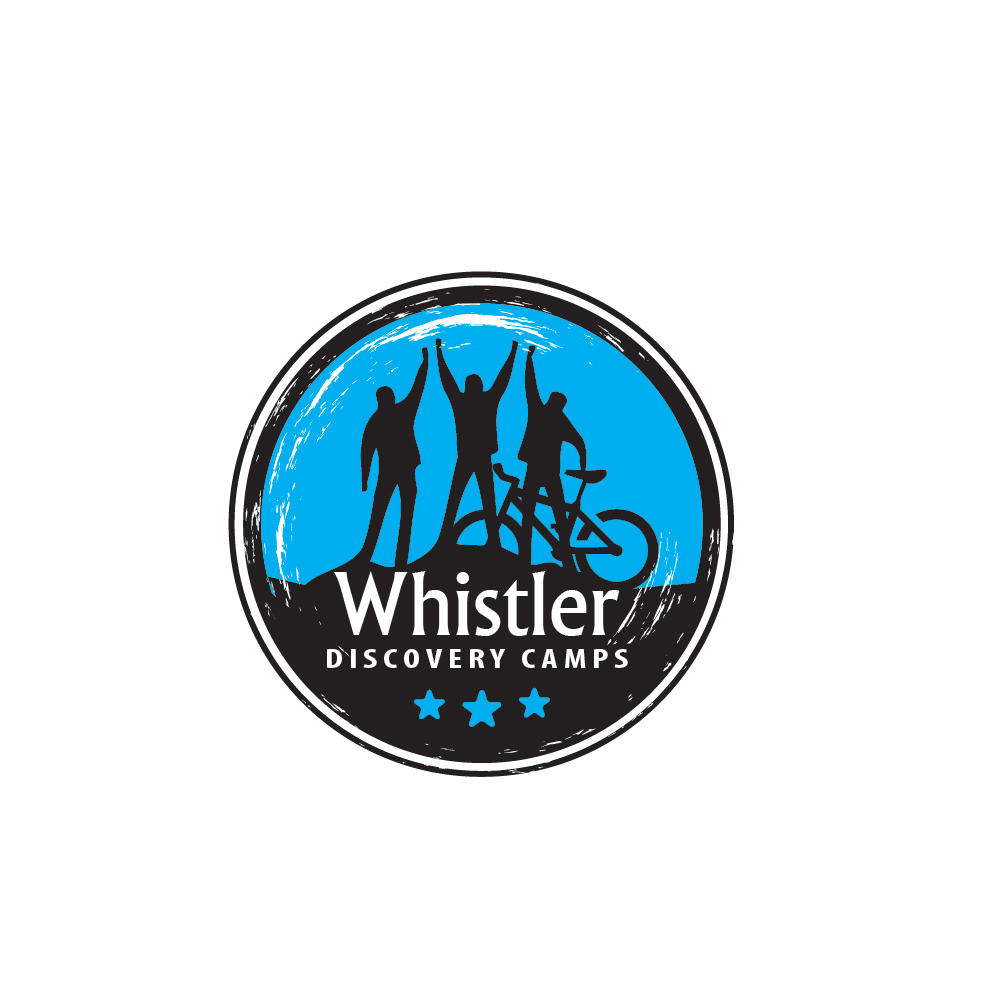 Logo Design by danelav - Entry No. 168 in the Logo Design Contest Captivating Logo Design for Whistler Discovery Camps.