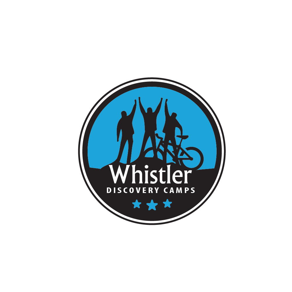 Logo Design by danelav - Entry No. 169 in the Logo Design Contest Captivating Logo Design for Whistler Discovery Camps.