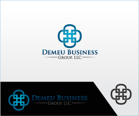 Logo Design by zoiDesign - Entry No. 153 in the Logo Design Contest Captivating Logo Design for DEMEU Business Group.