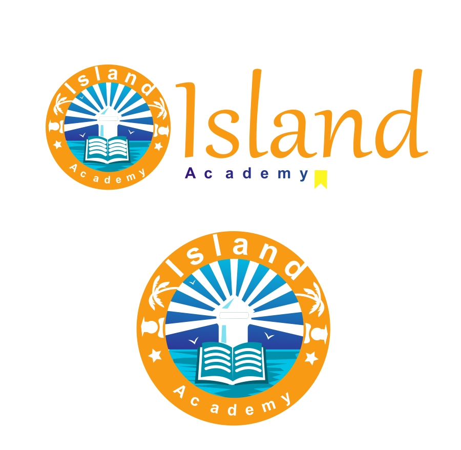 Logo Design by Private User - Entry No. 24 in the Logo Design Contest New Logo Design for Island Academy.