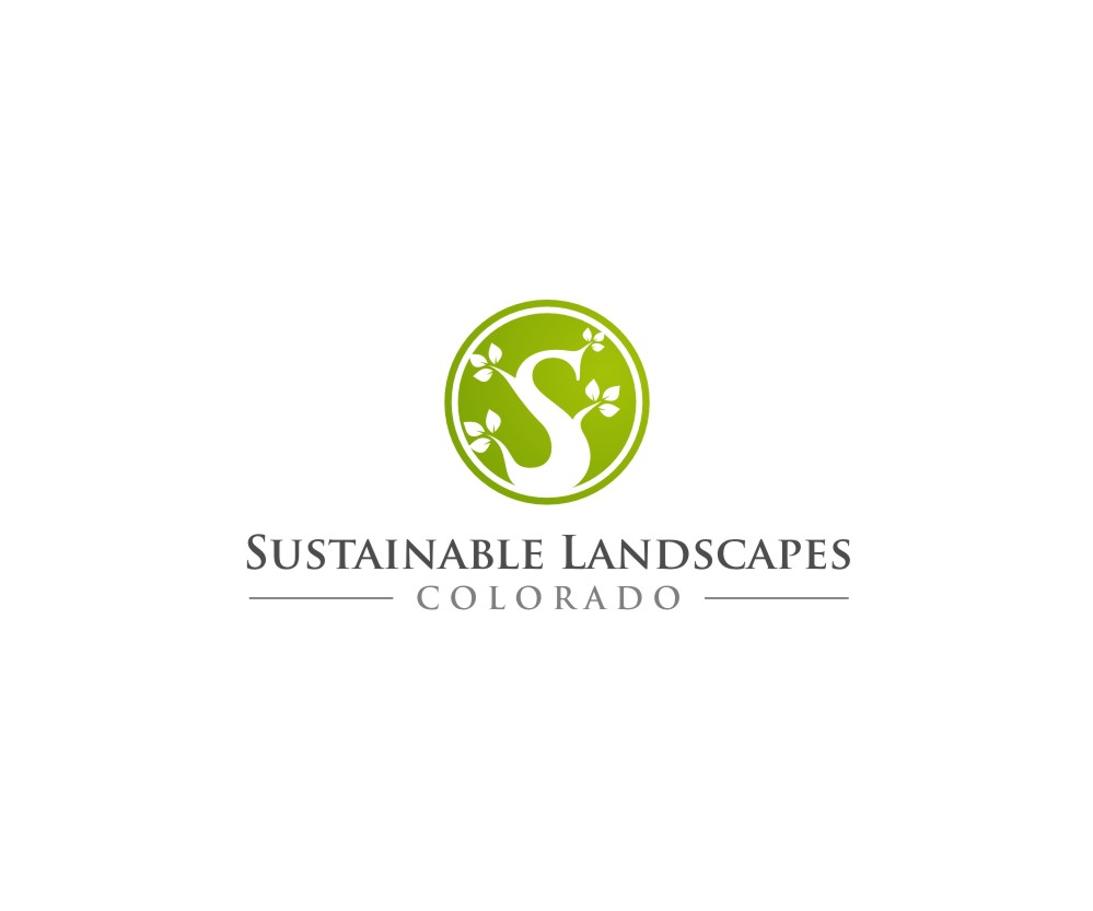 Logo Design by untung - Entry No. 15 in the Logo Design Contest Imaginative Logo Design for Sustainable Landscapes - Colorado.