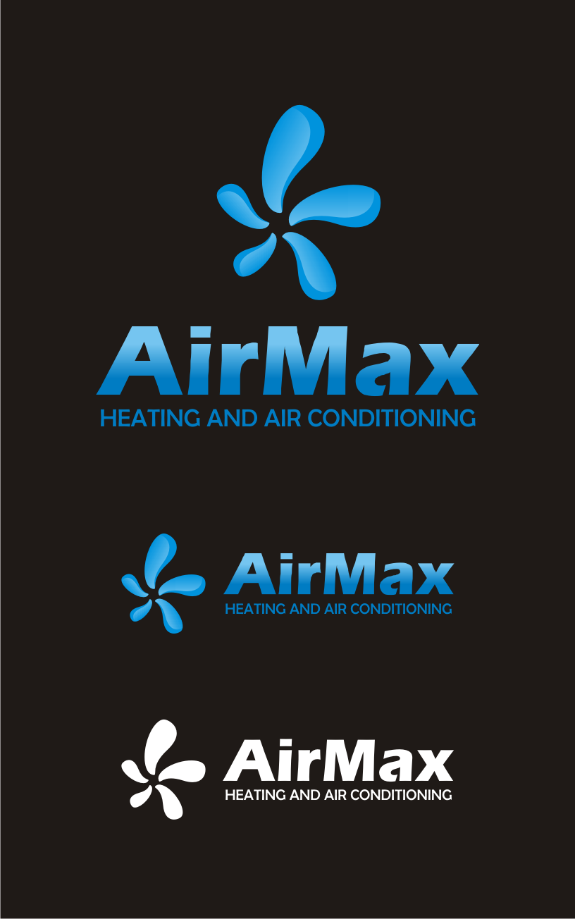 Logo Design by Nthus Nthis - Entry No. 30 in the Logo Design Contest Unique Logo Design Wanted for Air Mac.