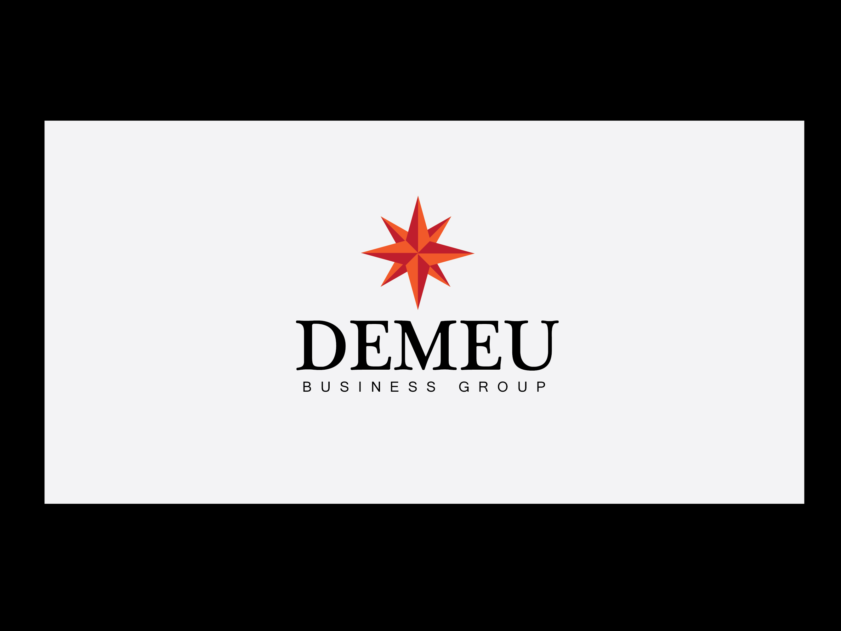 Logo Design by Kyaw Min Khaing - Entry No. 154 in the Logo Design Contest Captivating Logo Design for DEMEU Business Group.