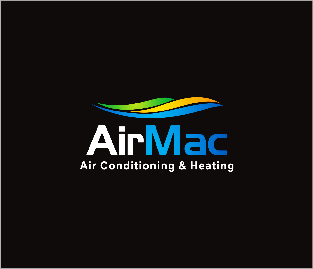 Logo Design by Armada Jamaluddin - Entry No. 33 in the Logo Design Contest Unique Logo Design Wanted for Air Mac.