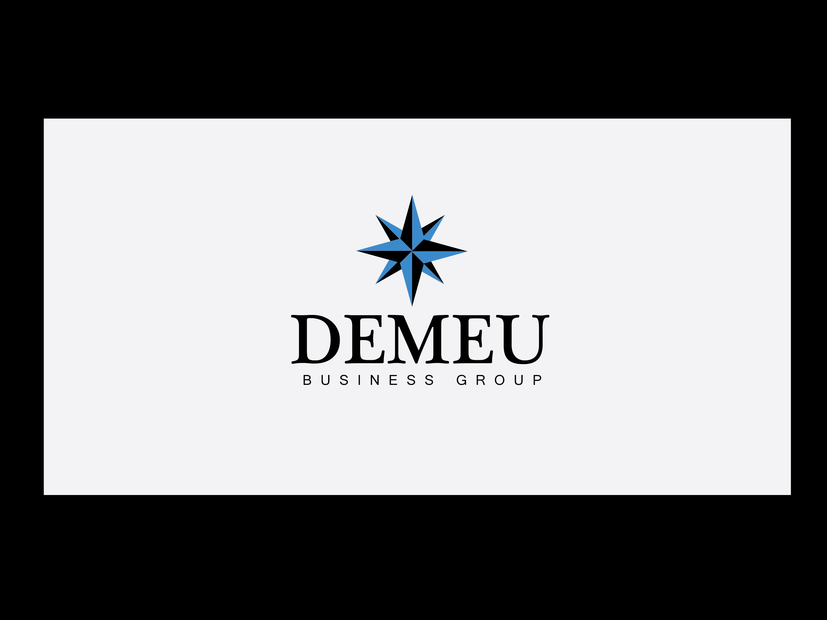 Logo Design by Kyaw Min Khaing - Entry No. 155 in the Logo Design Contest Captivating Logo Design for DEMEU Business Group.