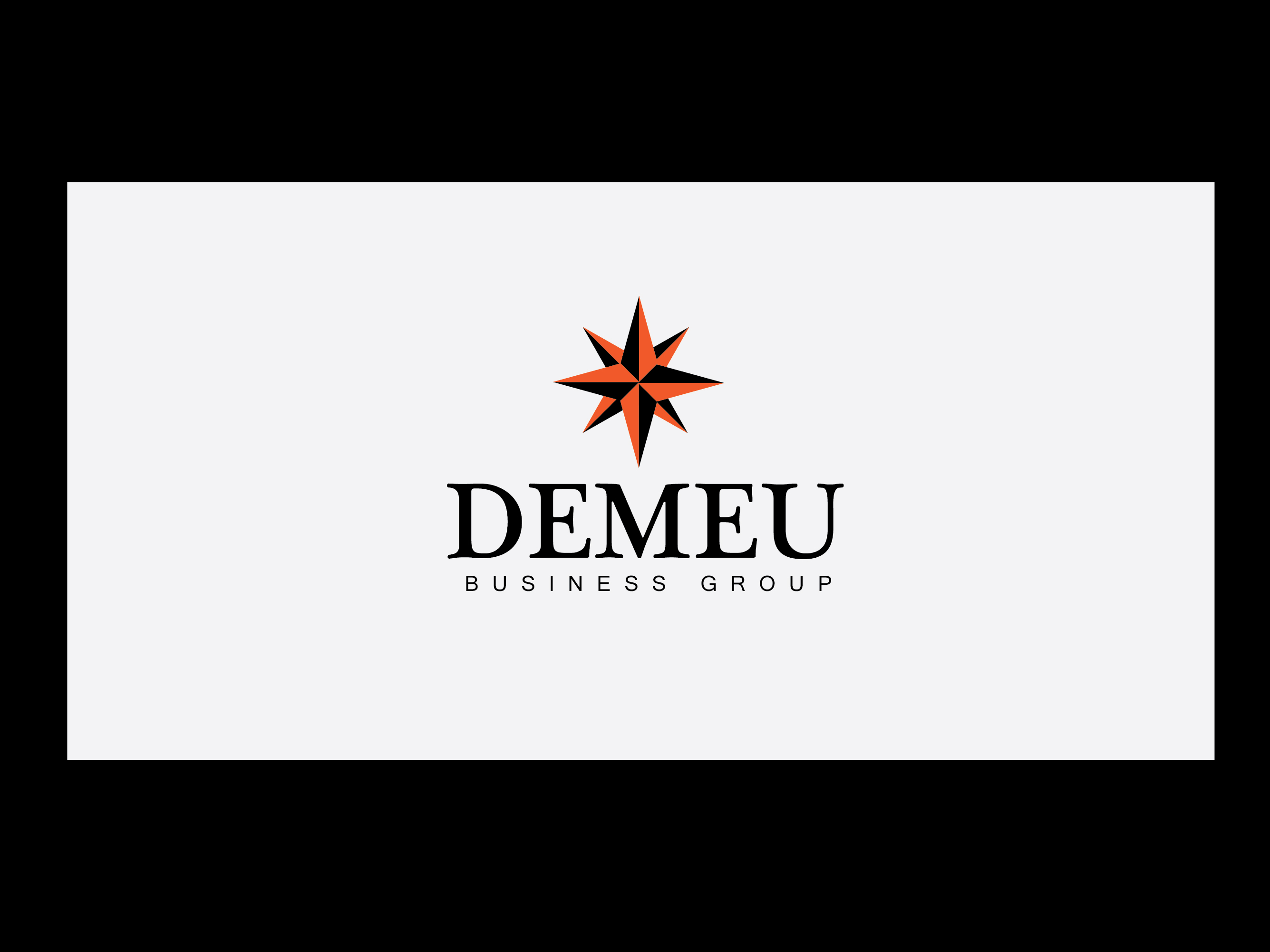 Logo Design by Kyaw Min Khaing - Entry No. 156 in the Logo Design Contest Captivating Logo Design for DEMEU Business Group.