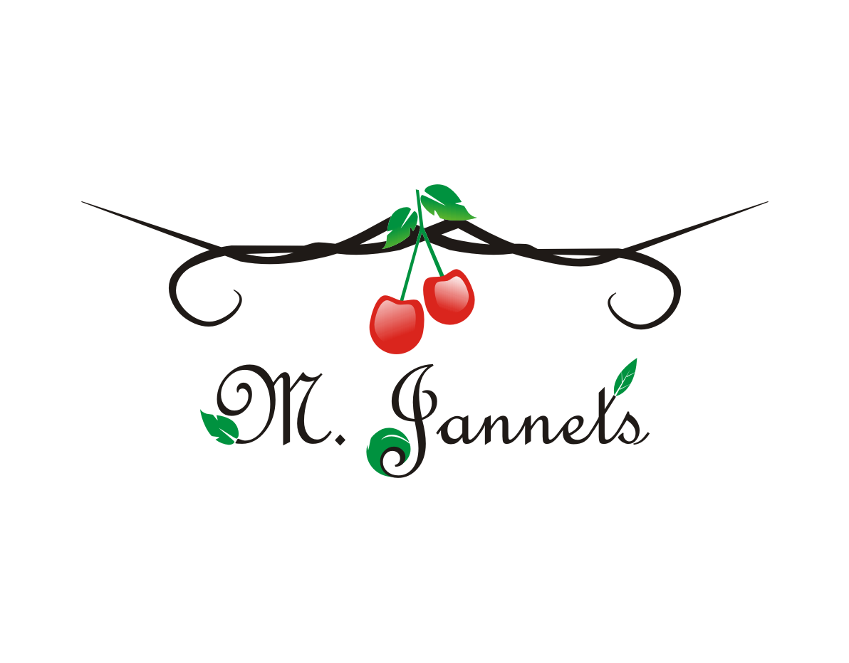 Logo Design by Nthus Nthis - Entry No. 29 in the Logo Design Contest Inspiring Logo Design for M. Jannets.