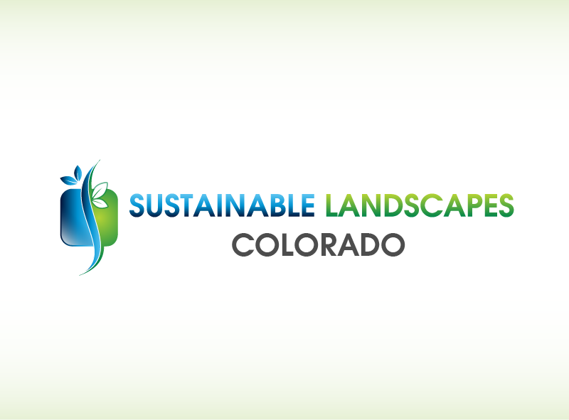 Logo Design by Private User - Entry No. 16 in the Logo Design Contest Imaginative Logo Design for Sustainable Landscapes - Colorado.