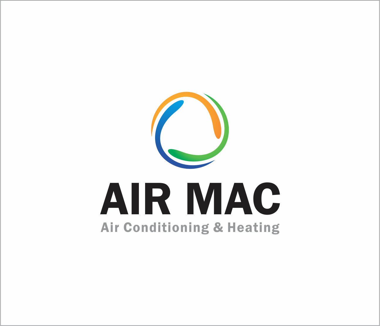Logo Design by Armada Jamaluddin - Entry No. 36 in the Logo Design Contest Unique Logo Design Wanted for Air Mac.