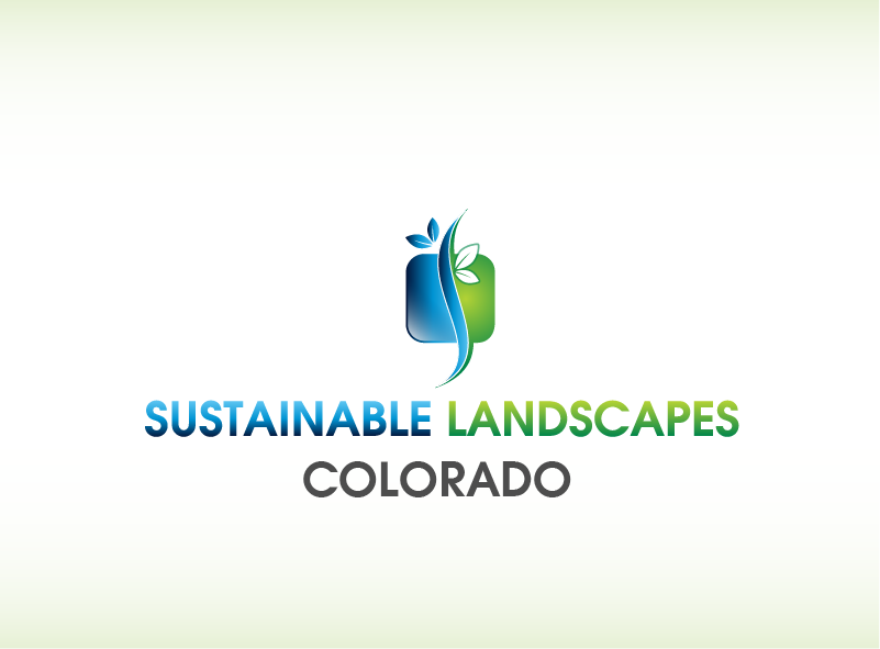 Logo Design by Private User - Entry No. 17 in the Logo Design Contest Imaginative Logo Design for Sustainable Landscapes - Colorado.