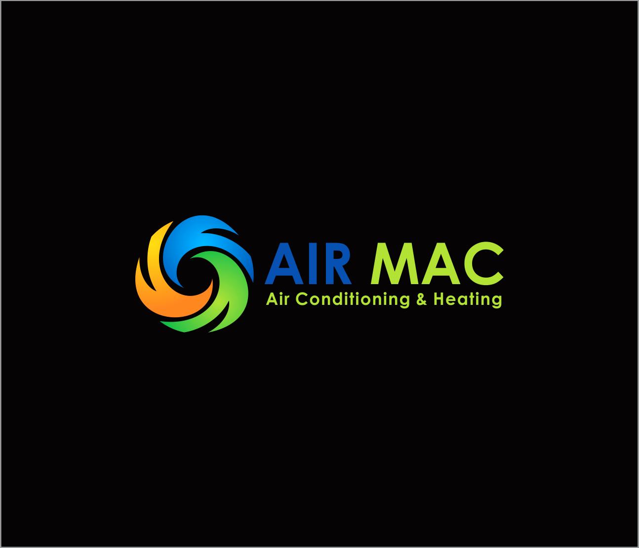 Logo Design by Armada Jamaluddin - Entry No. 40 in the Logo Design Contest Unique Logo Design Wanted for Air Mac.