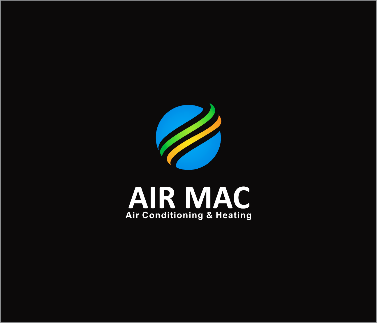 Logo Design by Armada Jamaluddin - Entry No. 42 in the Logo Design Contest Unique Logo Design Wanted for Air Mac.