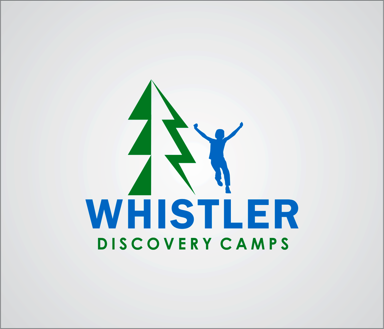 Logo Design by Armada Jamaluddin - Entry No. 171 in the Logo Design Contest Captivating Logo Design for Whistler Discovery Camps.