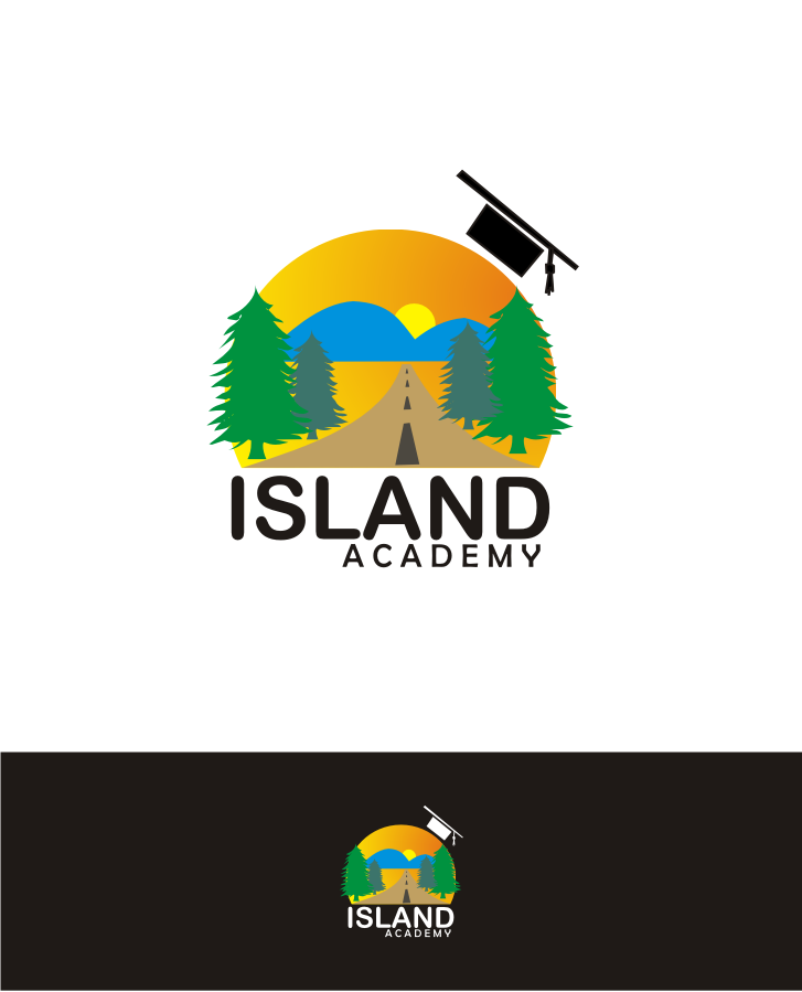Logo Design by Nthus Nthis - Entry No. 25 in the Logo Design Contest New Logo Design for Island Academy.