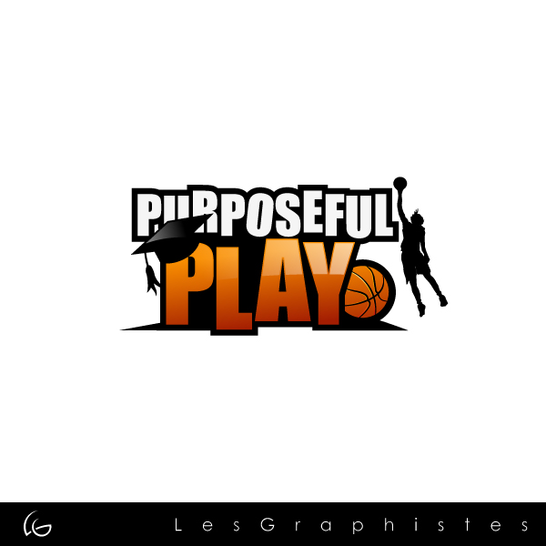 Logo Design by Les-Graphistes - Entry No. 17 in the Logo Design Contest Purposeful PLAY Logo Design.