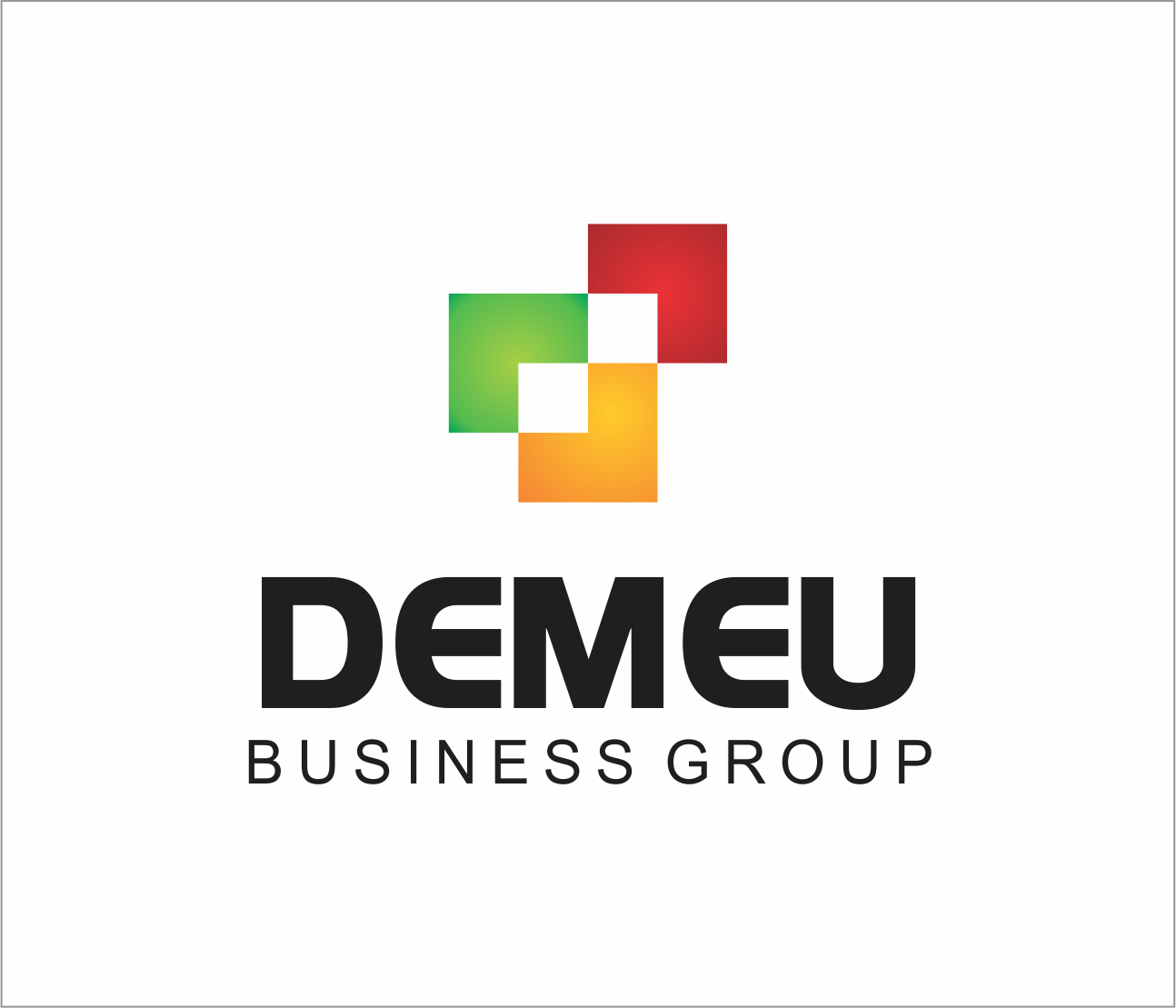 Logo Design by Armada Jamaluddin - Entry No. 157 in the Logo Design Contest Captivating Logo Design for DEMEU Business Group.