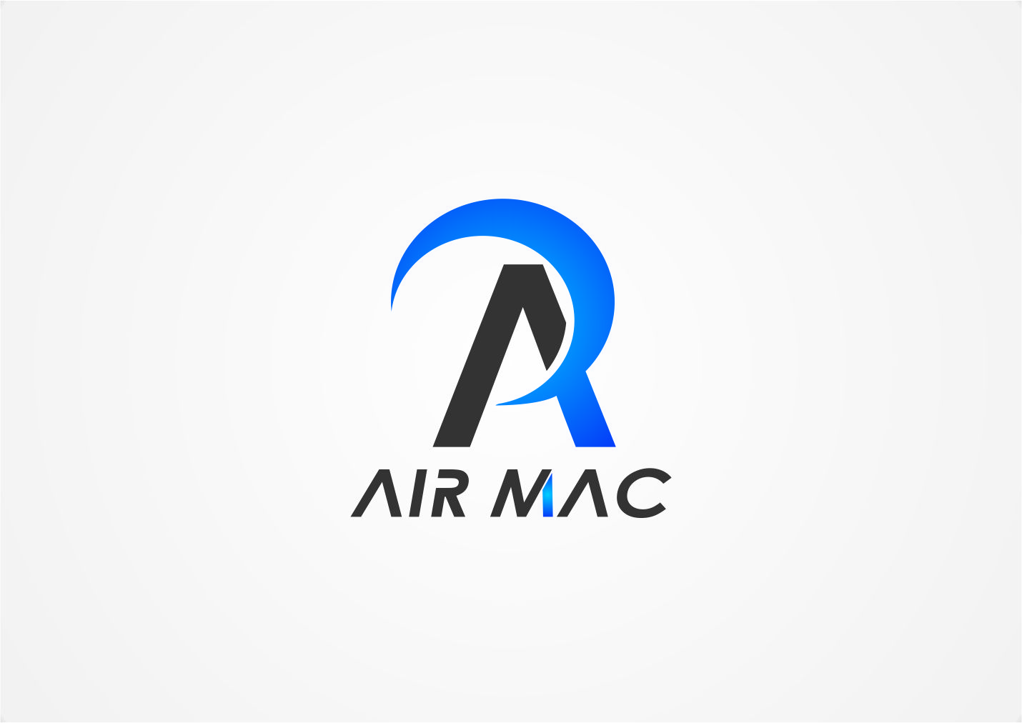 Logo Design by yanxsant - Entry No. 44 in the Logo Design Contest Unique Logo Design Wanted for Air Mac.