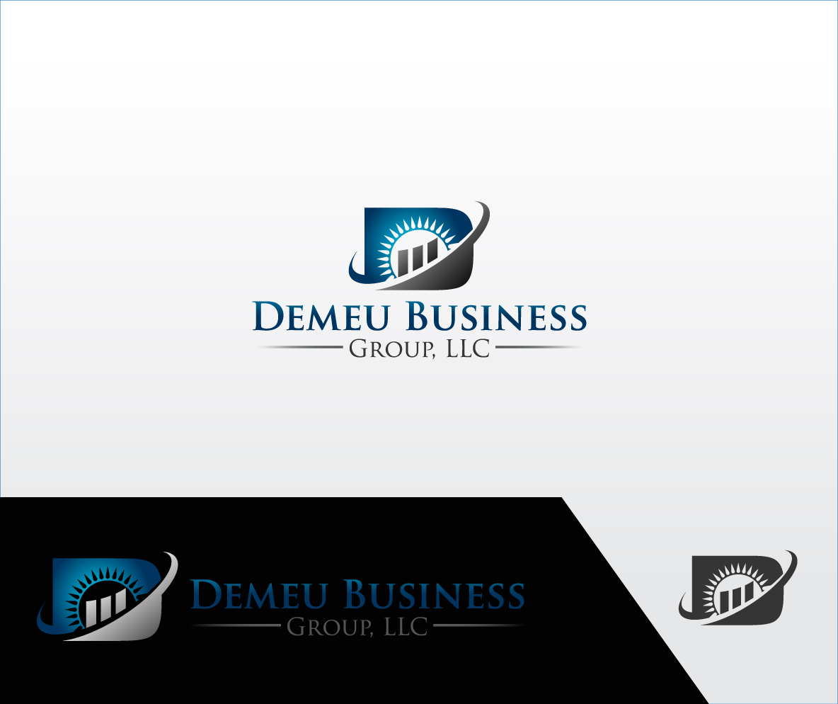 Logo Design by zoiDesign - Entry No. 160 in the Logo Design Contest Captivating Logo Design for DEMEU Business Group.