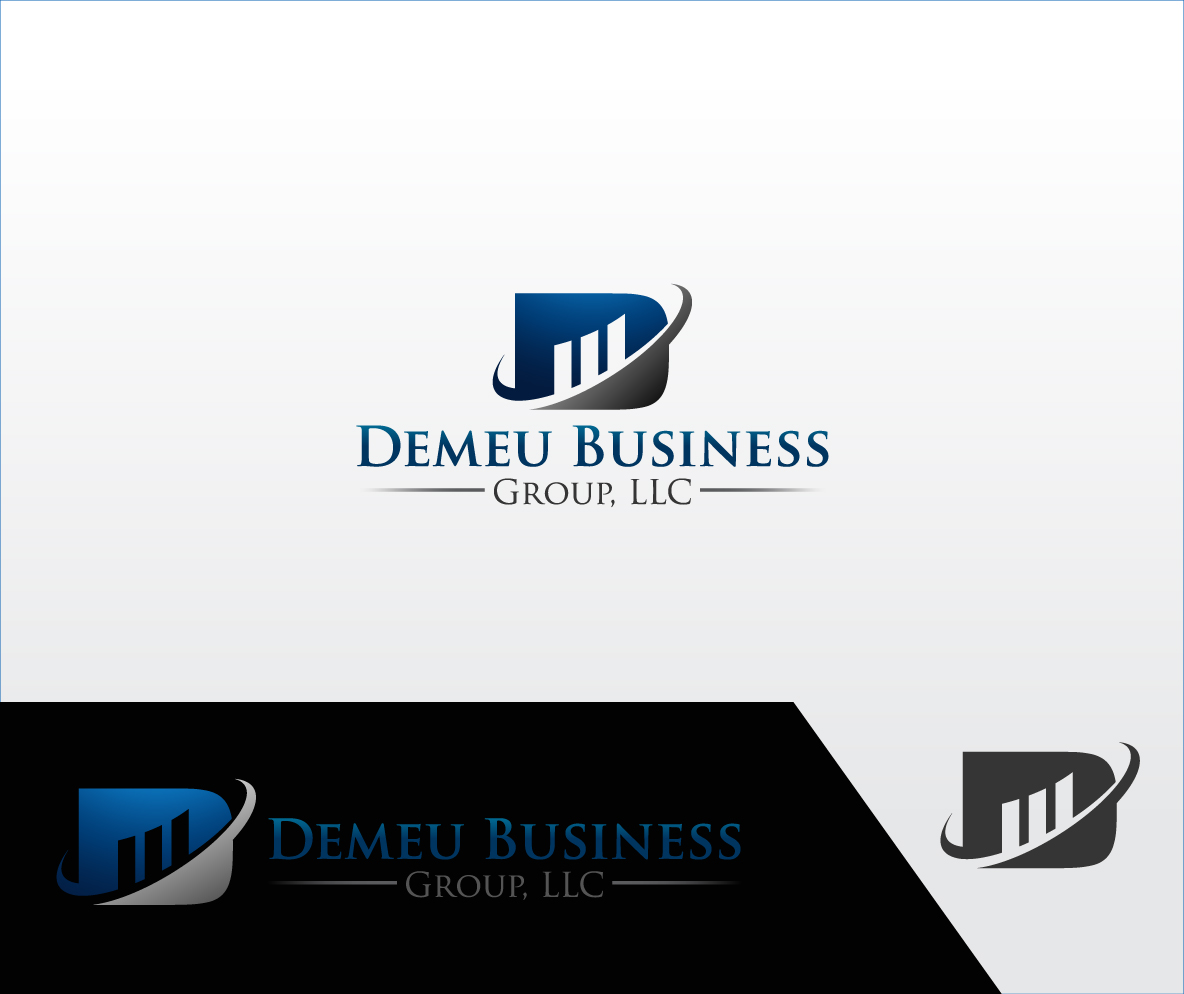 Logo Design by zoiDesign - Entry No. 161 in the Logo Design Contest Captivating Logo Design for DEMEU Business Group.