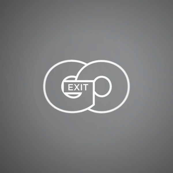 Logo Design by Private User - Entry No. 10 in the Logo Design Contest GoExit Logo Design.