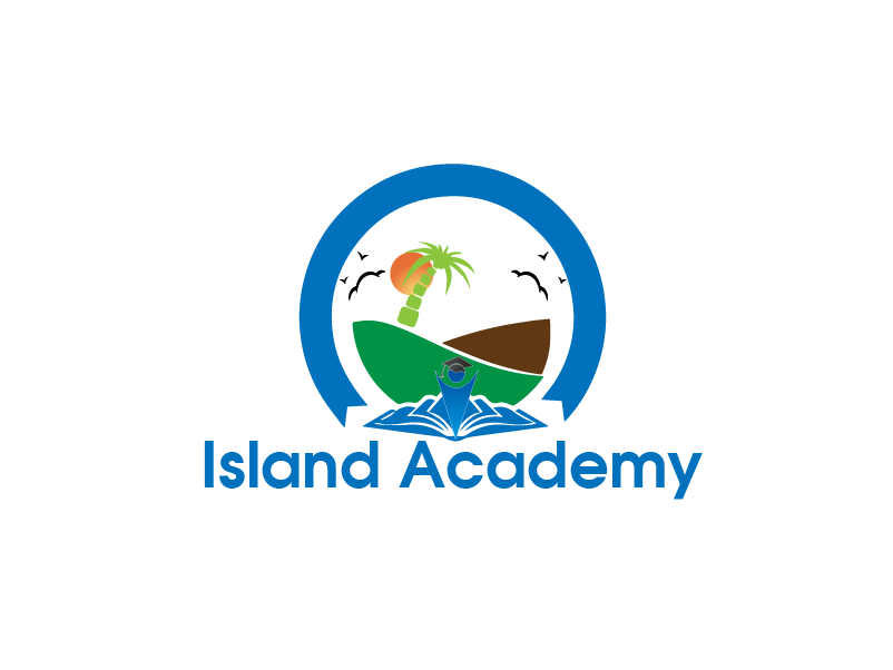 Logo Design by brands_in - Entry No. 27 in the Logo Design Contest New Logo Design for Island Academy.