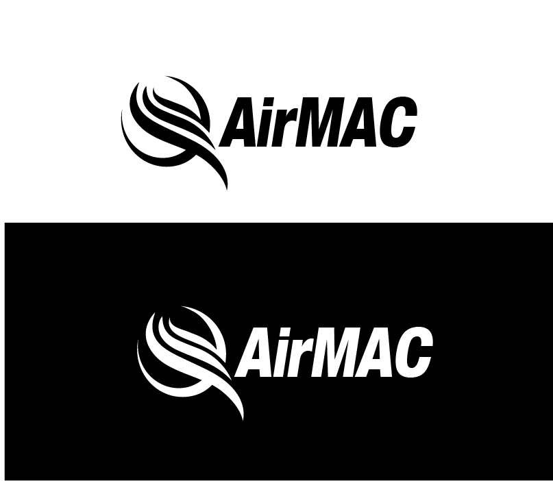 Logo Design by Private User - Entry No. 45 in the Logo Design Contest Unique Logo Design Wanted for Air Mac.