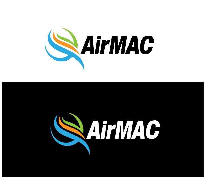 Logo Design by Private User - Entry No. 46 in the Logo Design Contest Unique Logo Design Wanted for Air Mac.