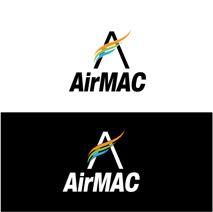 Logo Design by Private User - Entry No. 47 in the Logo Design Contest Unique Logo Design Wanted for Air Mac.