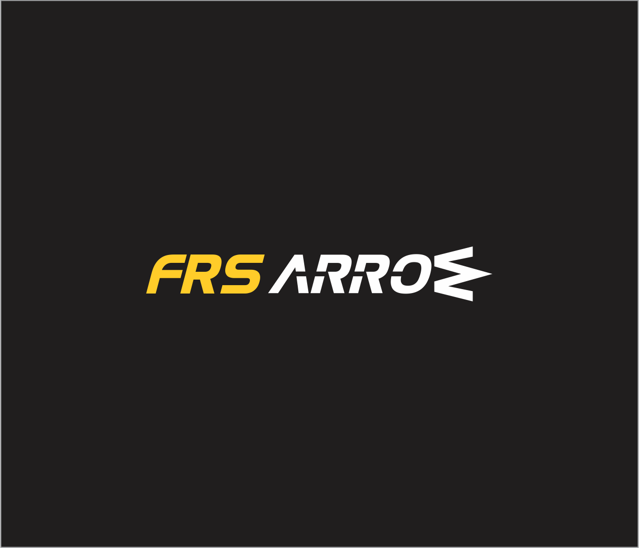 Logo Design by Armada Jamaluddin - Entry No. 113 in the Logo Design Contest Fun Logo Design for FRS.