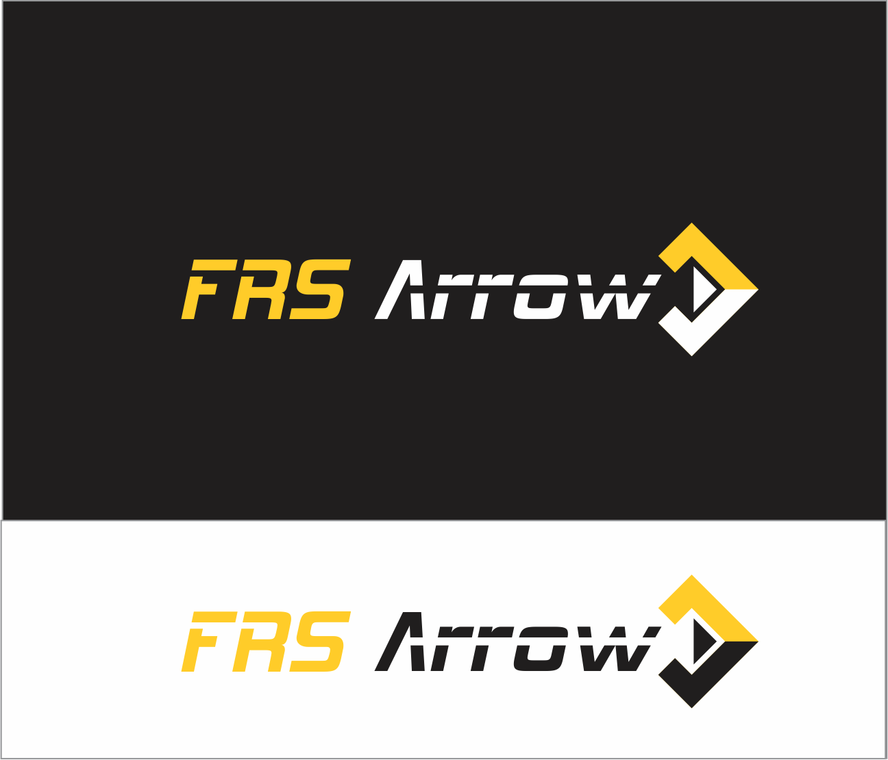 Logo Design by Armada Jamaluddin - Entry No. 123 in the Logo Design Contest Fun Logo Design for FRS.